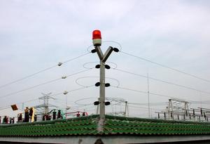 娄底市矿灯厂电子栅栏项目